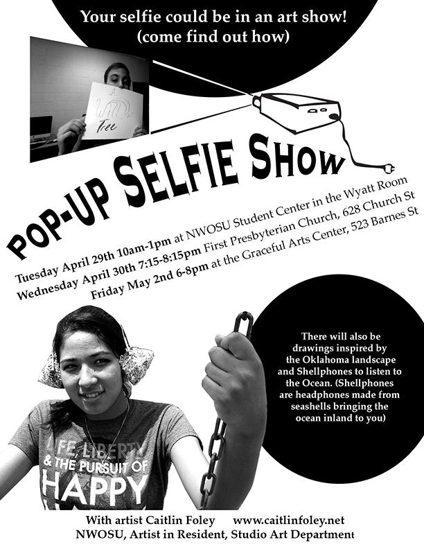 Pop-up Selfie Show